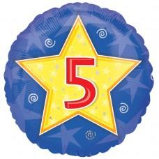 18IC:STARS & SWIRLS BIRTHDAY 5