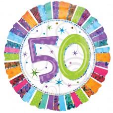 18IC:RADIANT BDAY 50 pris