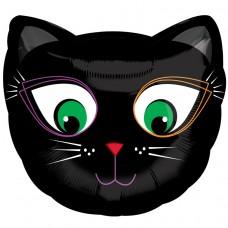 18 SHAPE:BLACK CAT