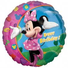 18IC:MINNIE HAPPY BIRTHDAY