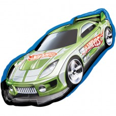 S/SHAPE:HOT WHEELS GREEN RACER
