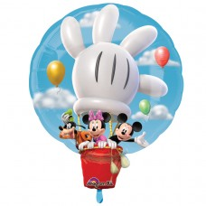 S/SHAPE:MICKEY HOT AIR BALLOON