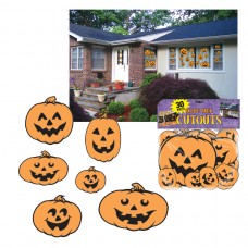 CUTOUT big pack:PUMPKIN