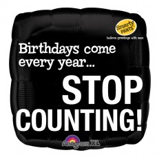 18IC:SP-STOP COUNTING BIRTHDAY