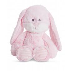 Huggie Babies Bunny Pink 11.5In