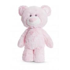 Huggie Babies Bear Pink 11.5In