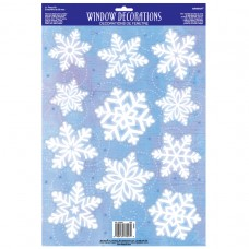 DEC WINDOW vinyl:SNOWFLAKE