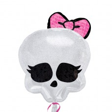 S/SHAPE:Monster High Skull