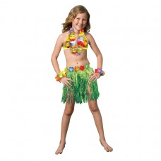 SKIRT KIT:LUAU-CHILD SIZE