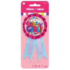 Hot Spot Girl Award Ribbon