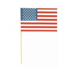 FLAG:AMERICAN 15x22cm