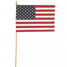 FLAG:AMERICAN 30x45cm