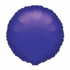 Metallic Purple Round Foil Balloon