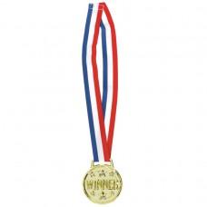 Jumbo Necklace Award Medal
