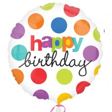 18IC:POLKA DOT BIRTHDAY