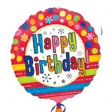 18IC:BRIGHT HAPPY BIRTHDAY