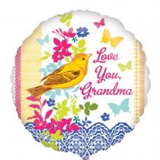 18IC: LOVE YOU GRANDMA