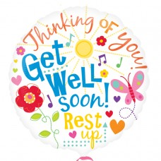 18IC:GET WELL MESSAGES