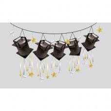 Hollywood Themed Party Lantern Garland