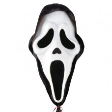 S/SHAPE:GHOST FACE MASK