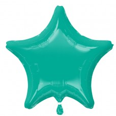 19S:TEAL DECORATOR STAR