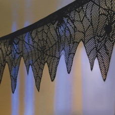 GARLAND BLACK LACE