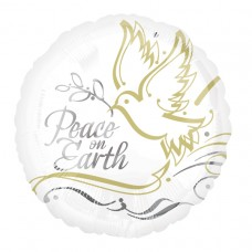 18IC:Peace on Earth Gld & Sil