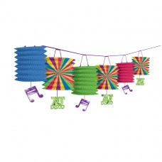 70's Disco Lantern Garlands
