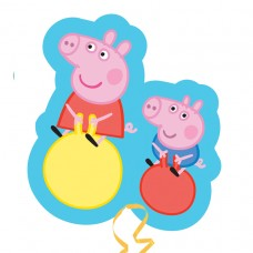 S/SHAPE PEPPA PIG