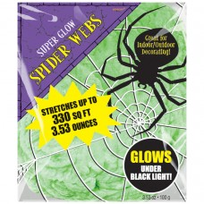 SPIDER WEB 100g:green