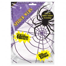 White Spider Web 20g