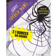 SPIDER WEB 68g:white