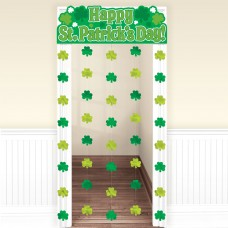Happy St. Patrick's Day Door Decoration