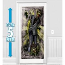 DOOR DEC - ZOMBIE
