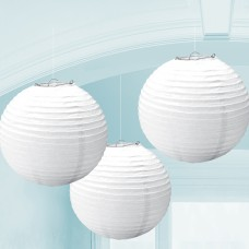 LANTERNS PPR 9.5 WHITE