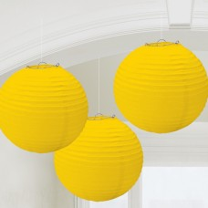 LANTERNS PPR 9.5 YELLOW