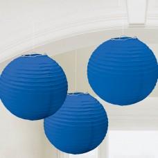 LANTERNS PPR 9.5 BRHT RYL BLUE