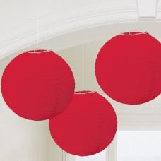 LANTERNS PPR 9.5 RED
