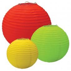 Del Sol Paper Lanterns