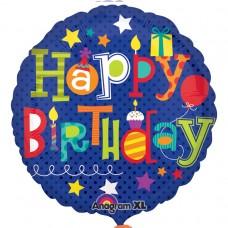 18IC:HAPPY BIRTHDAY FUN TYPE