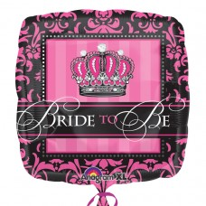 18IC:CROWNED BRIDE TO BE
