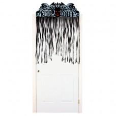 DOOR CURTAIN:SPOOKY HALLOW