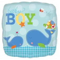 SD-SQ: Ahoy Baby