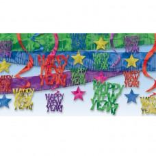 Happy new Year Decorating Kit