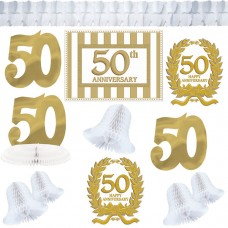 50th Anniversary Decorating Kit