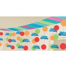 Dots & Stripes Ceiling Decoration