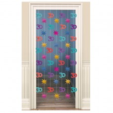 DOOR DANGLERS:PARTY CONT 30