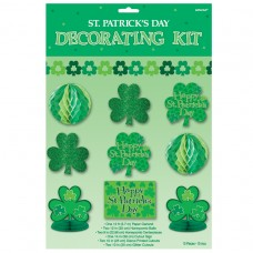 St. Patrick's Day Decorating Kit