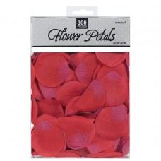 ROSE FLOWER PETAL - RED