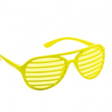 SHUTTER SHADES YELLOW